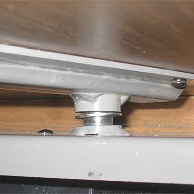 Сломан 582 механизм для шкаф-кровати неправильно приварена ось