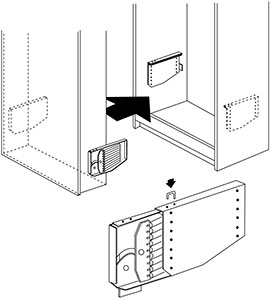монтаж механизма шкаф-кровати трансформера Gilardi MLA