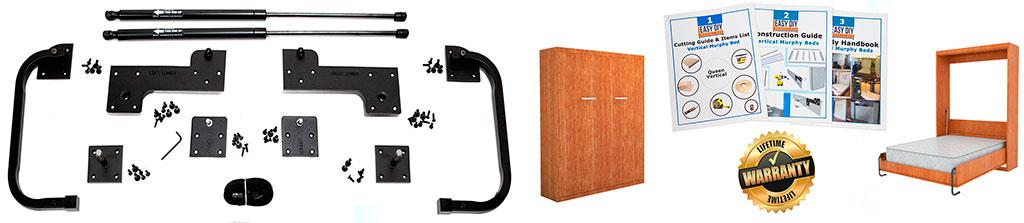 американский комплект механизма для шкаф-кровати